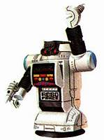 Robo Force Maxx Steele Robot