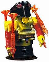 Robo Force Arsenal Robot
